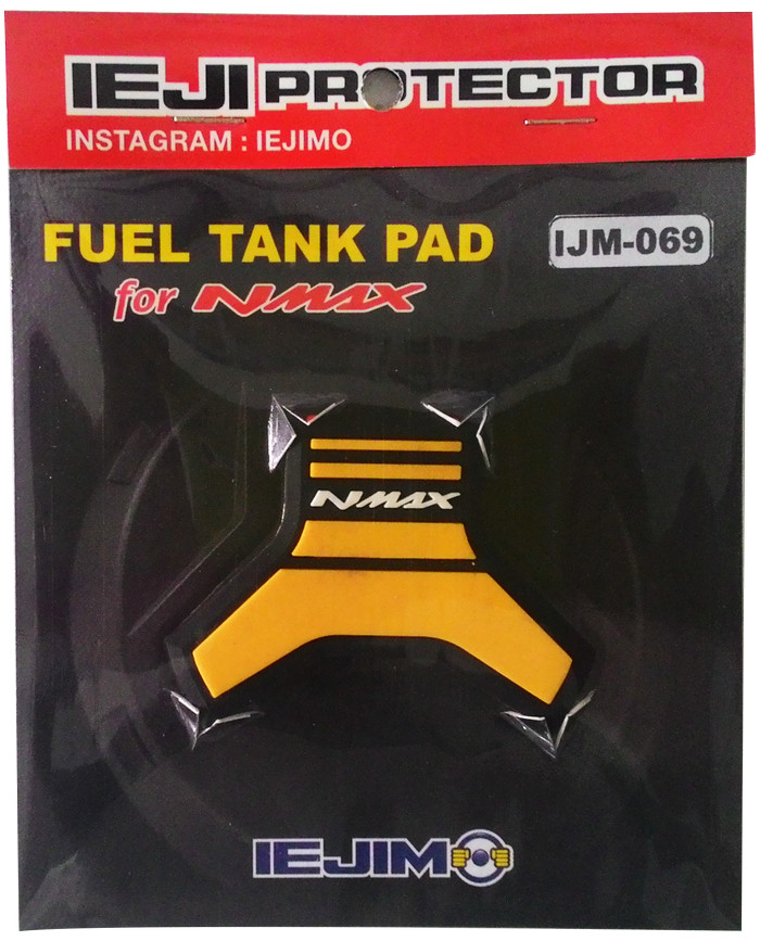 harga Yamaha nmax tankpad / cover tutup bensin kuning / aksesoris motor nmax Tokopedia.com