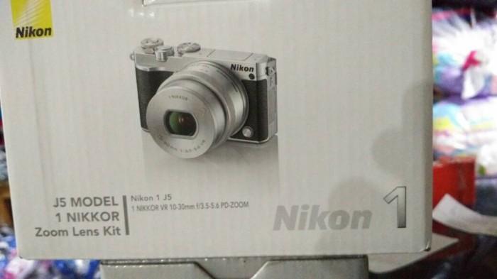 harga Nikon j5 kit 10-30mm garansi 1 thn!!! Tokopedia.com