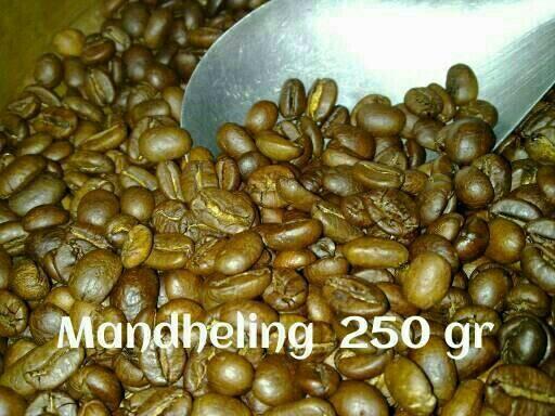 Kopi mandailing blended arabika dan robusta