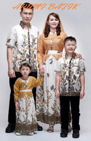 harga Sarimbit pasangan keluarga gamis maxi long dress batik 1604 coklat xl Tokopedia.com