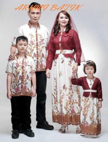 harga Sarimbit pasangan keluarga gamis maxi long dress batik 1604 maroon xl Tokopedia.com