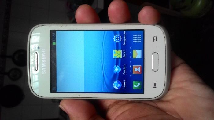Jual Samsung Galaxy Young 2 Gt S6310 Second Murah Bonus Microsd 4 Gb