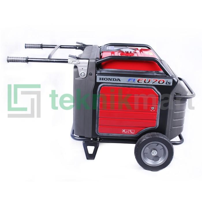 harga Genset / Generator Set Inverter Bensin Honda Eu70is (7 Kva) Tokopedia.com