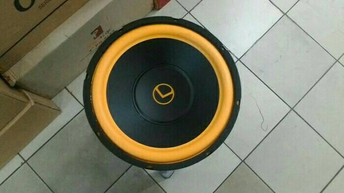 harga Speaker 12 inch subwoofer legacy sparta lg 12385 350 watt double coil Tokopedia.com