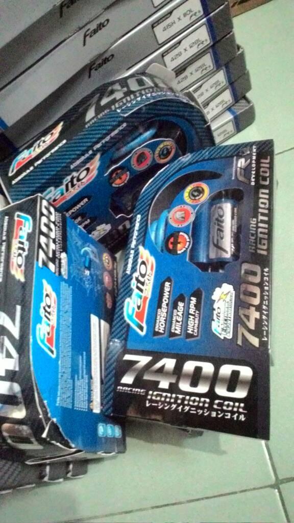 Foto Produk Koil Racing Faito 7400 dari rudinatan