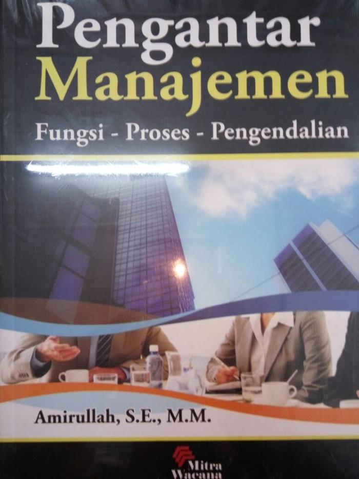harga Pengantar manajemen,fungsi-proses-pengendalian Tokopedia.com
