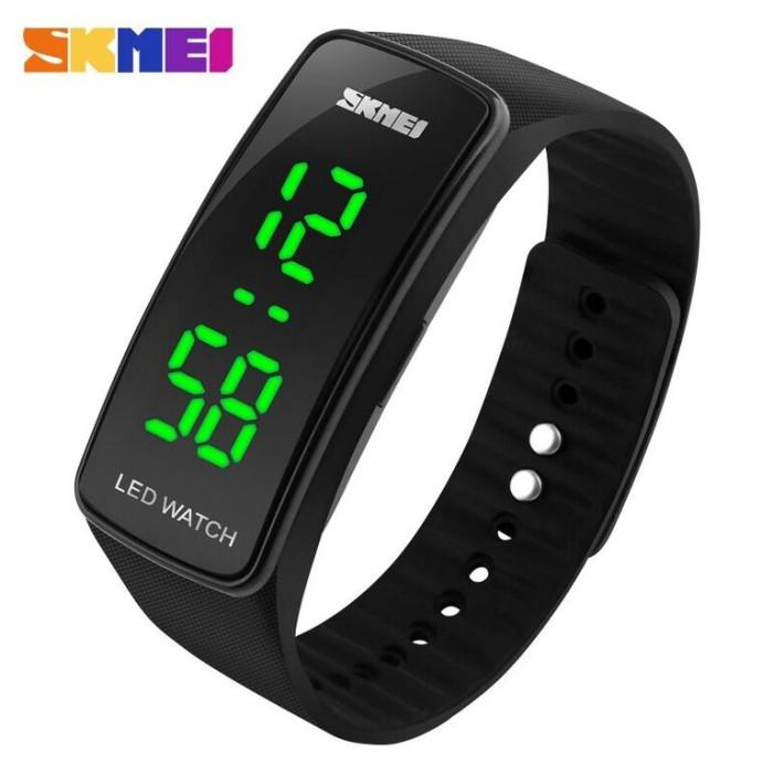 harga Jam tangan skmei sport rubber led - 1119 Tokopedia.com
