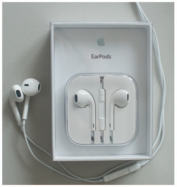 Foto Produk MURAH! Apple Earphone Earpod Iphone 5 / 5s / 6 - Putih dari Jagonya Case