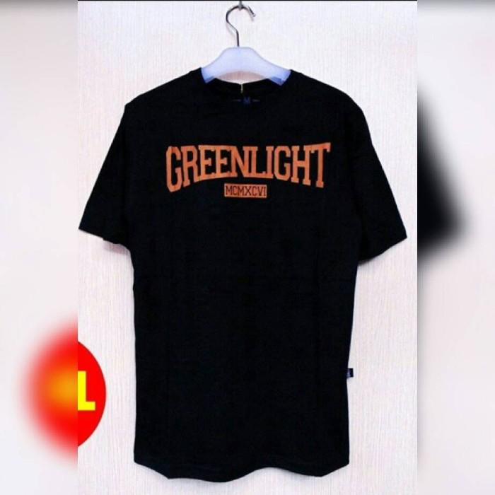 oblong/tshirt/baju/kaos green light