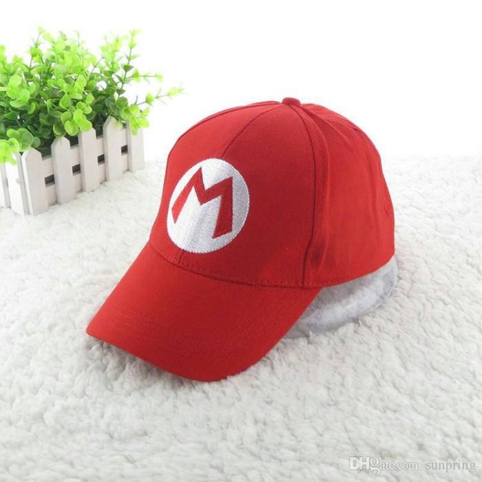harga Topi mario bros dan luigi Tokopedia.com