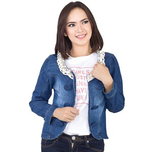 harga Cardigan/ blazer/ bolero jeans inflico 17 srs 949 Tokopedia.com