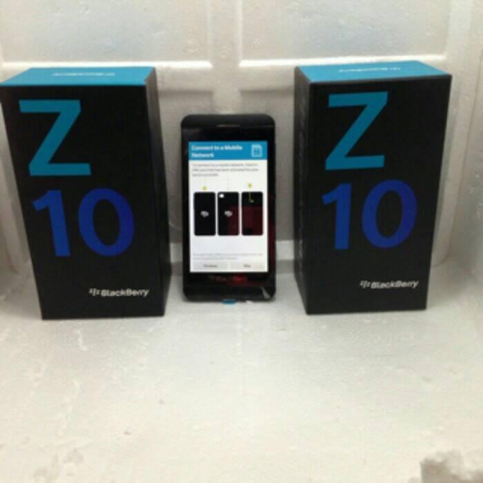 harga Bb z10 new garansi resmi Tokopedia.com