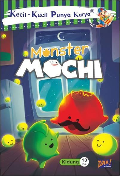 harga Kkpk monster mochi - nafisah kidung rembulan Tokopedia.com