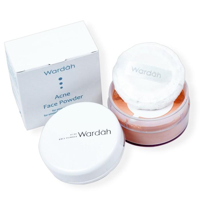 [NEW-BUKAN REFILL] Wardah Acne Face Powder
