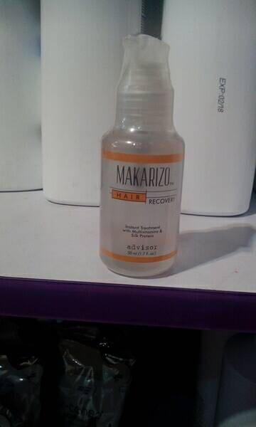MAKARIZO - HAIR RECOVERY PUMP 50ML