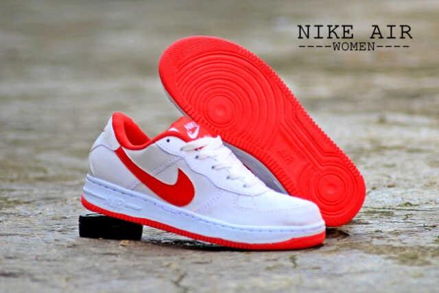 Jual Sepatu Kets wanita Murah Nike Air Force One women Vw04 - Tedisetiadi  4a2c8fb88f