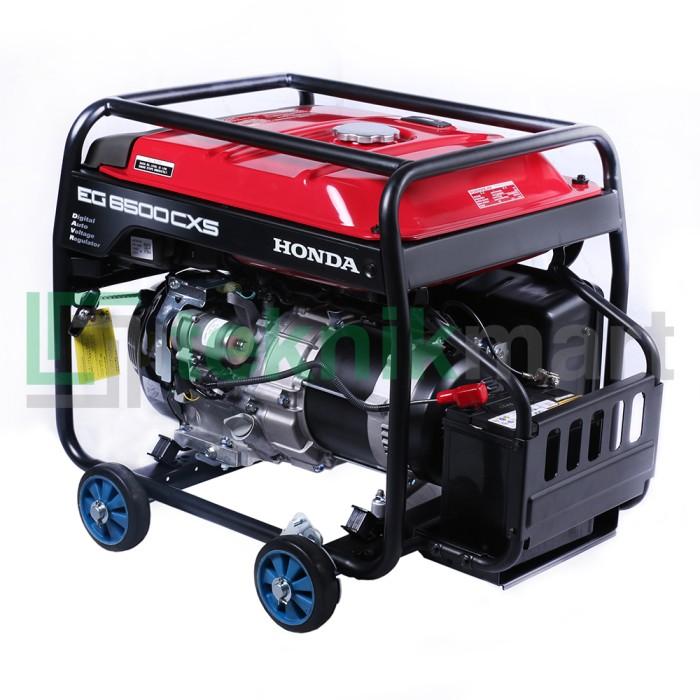 harga Genset / generator set bensin honda eg6500cxs (5500 watt) Tokopedia.com