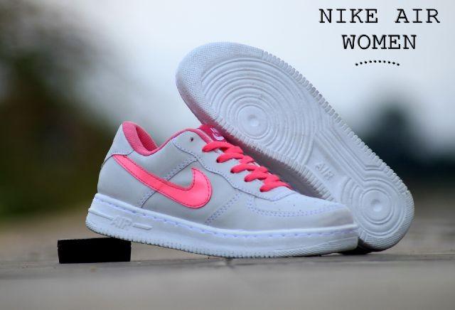 Jual Sepatu Kets wanita Murah Nike Air Force One women Vw03 ... 565a0b32ef