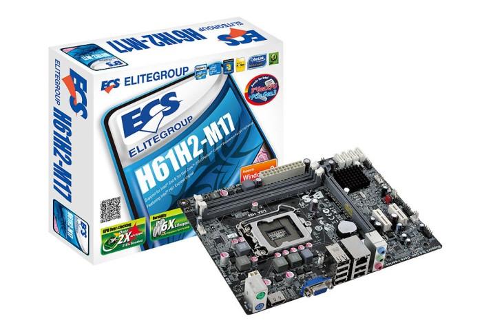 ECS H61H2-M17 (V5.0) VIA HD Audio Drivers PC