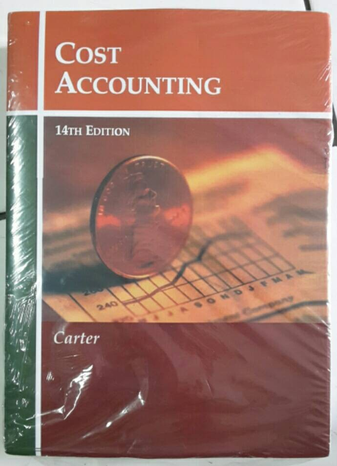 harga Cost accounting ed.14 Tokopedia.com