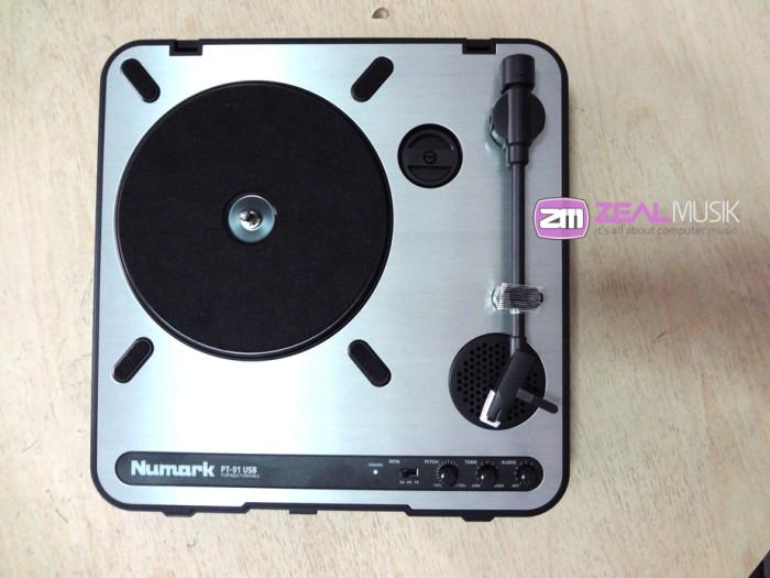 harga Numark pt01usb   portable vinyl-archiving turntable   zeal musik jogja Tokopedia.com