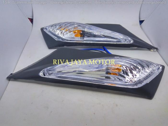 Lampu sen assy depan vario lama vario 110 cw old