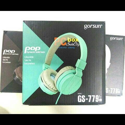 Wired Stereo Headset Coffee ... Source. Source · Gorsun GS .