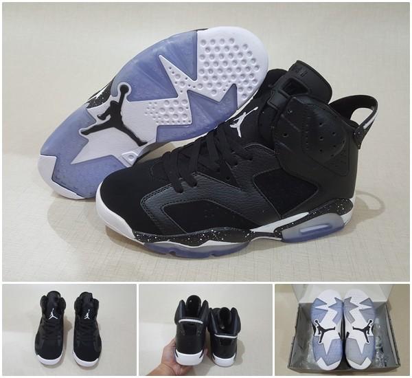 harga Sepatu basket airjordan6 ukuran kecil 36-40 Tokopedia.com