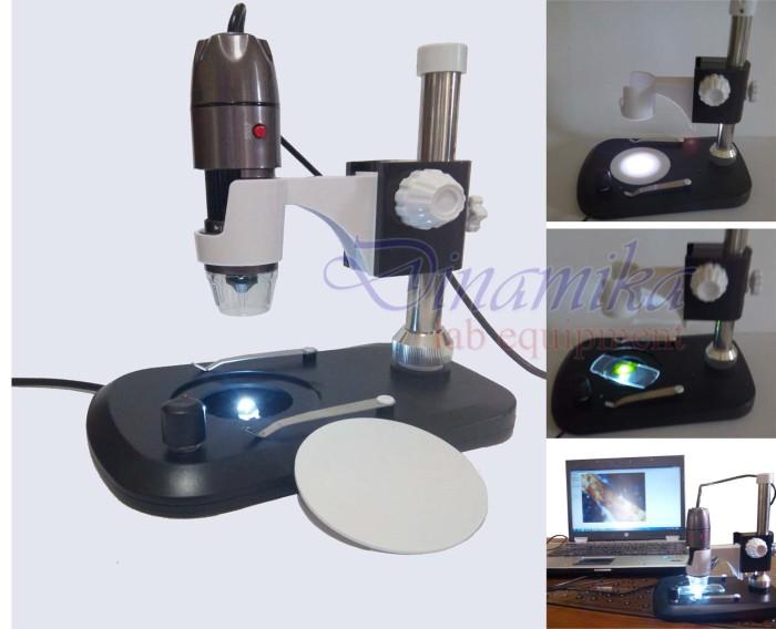 Jual mikroskop digital usb 1000x dinamika tokopedia