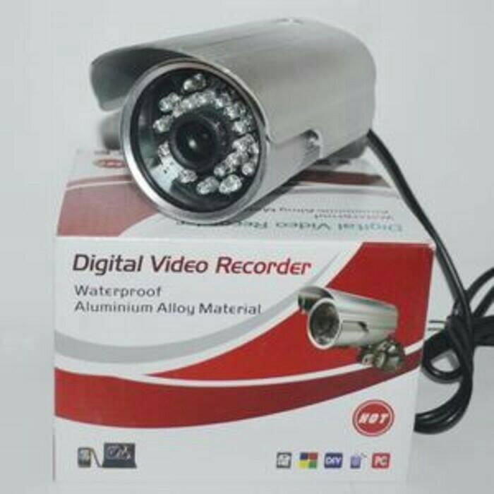 CCTV Portable Outdor Dengan Micro SD Tanpa DVR