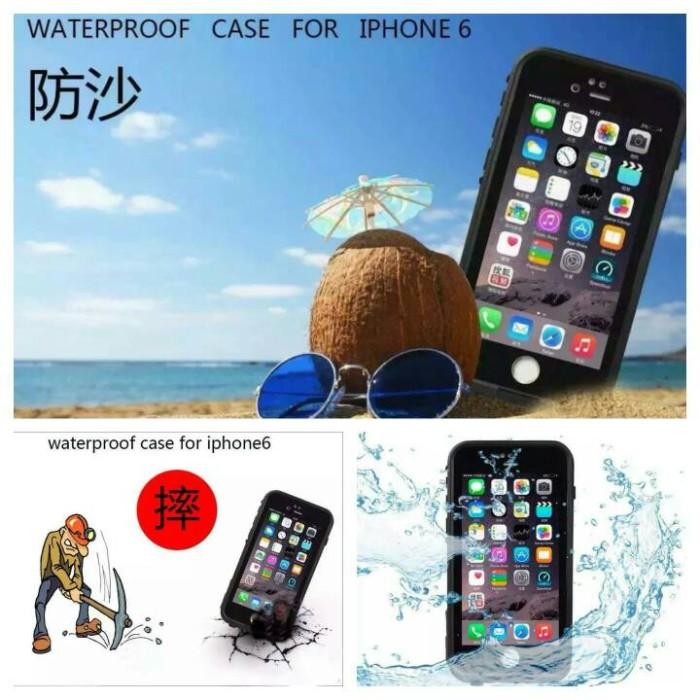 harga Lynx waterproof case handphone casing hp cover iphone anti air Tokopedia.com