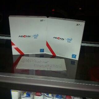 Tablet Advan Vandroid X7 Intel Inside