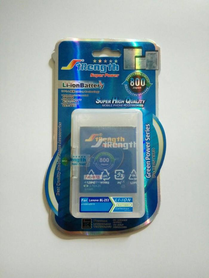 harga Baterai double power lenovo bl253/baterai lenovo a1000 a2010 Tokopedia.com