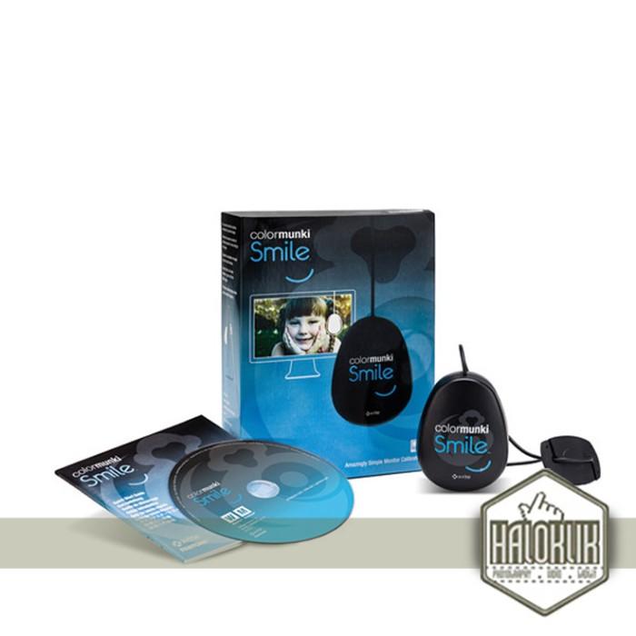 harga X-rite colormunki smile color calibration solution Tokopedia.com