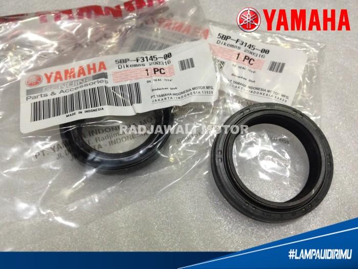 harga Seal skok / seal shock depan scorpio, vixion, r15 asli yamaha Tokopedia.com