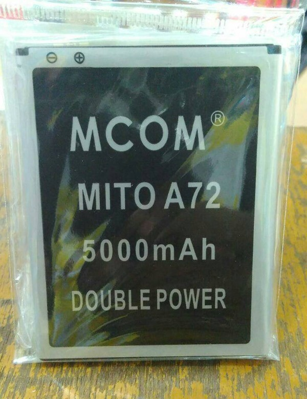 harga Batre baterai mito a72 a 72 a-72 ba-00099 a7 2 Tokopedia.com