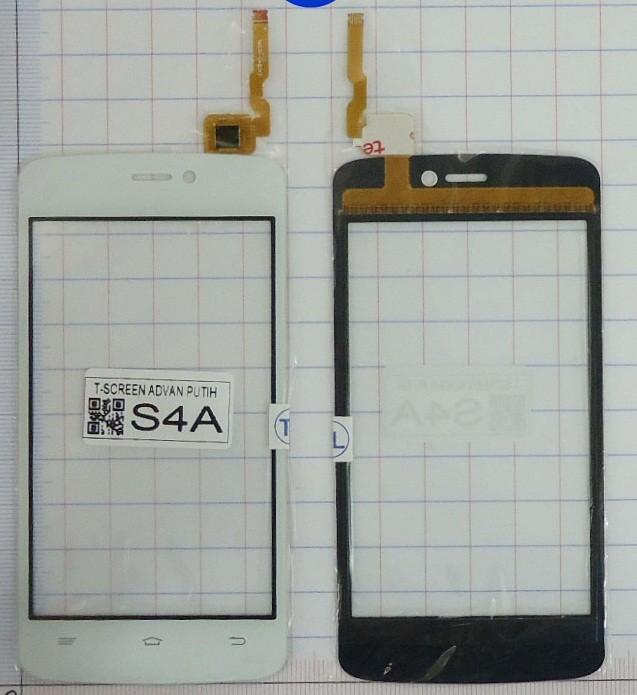 Touchscreen Digitizer Advan S4a