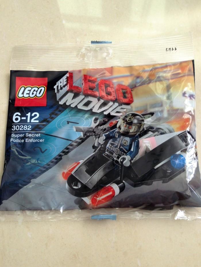 Jual Lego Movie Super Secret Police Enforcer 30282 Kota
