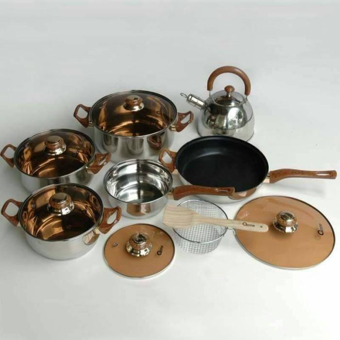 Eco cookware set oxone ox-933