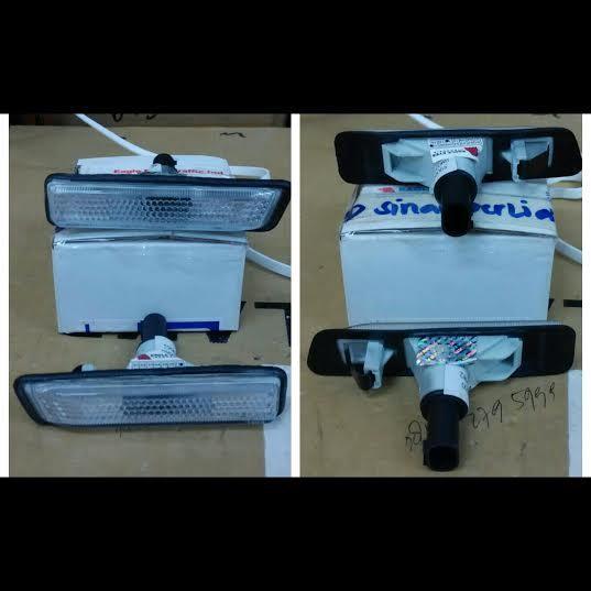 harga Bm022-b00w2 - side lamp - clear lens bmw e36 2d/4d 96-99 Tokopedia.com