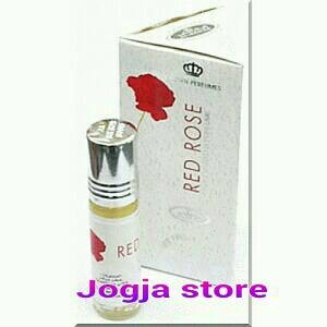 Jual Parfum Non Alkohol Al Rehab Red Rose 6ml