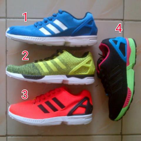 torsion zx flux. sepatu adidas zx flux torsion premium 6