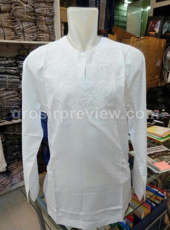 Jual baju muslim online baju koko preview itang yunasz BK-006 ... 0076ff602b