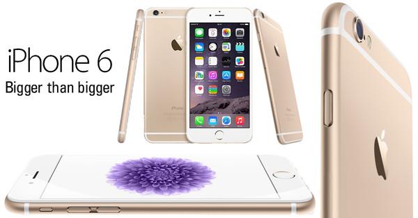 Iphone 6 16gb Garansi Internasional Apple1Tahun (GOLD ) CPO-BNIB-SEGEL