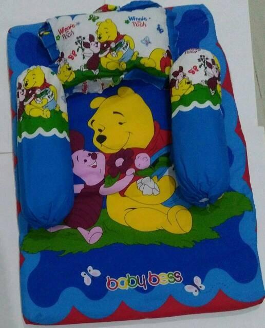 harga Kasur bayi lipat/matras lipat set bantal guling bess bekasi Tokopedia.com