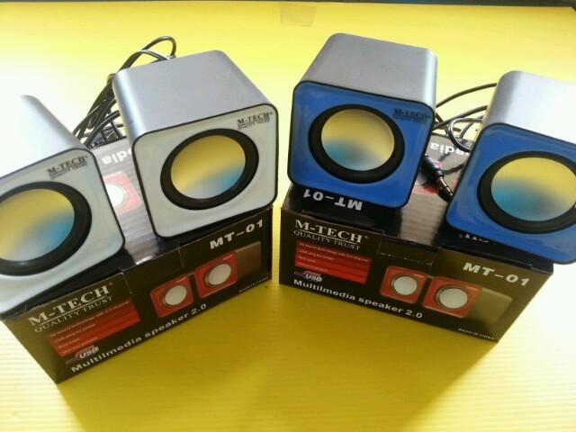 harga Speaker mini m-tech mt-01 Tokopedia.com