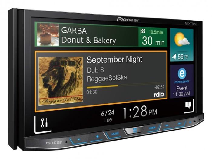 harga Pioneer avh-x8850bt double din pioneer 8850bt pioneer avh 8850 bt tape Tokopedia.com