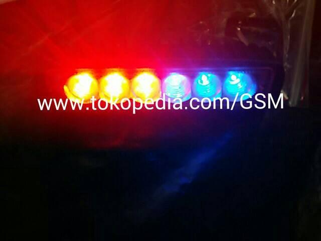 harga Led bar lampu strobo 15modul drl offroad waterproof motor mobil Tokopedia.com