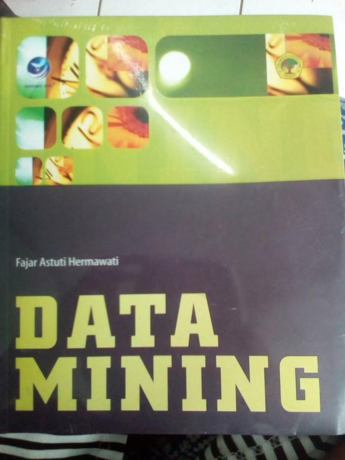 harga Data mining- fajar astuti hermawati Tokopedia.com