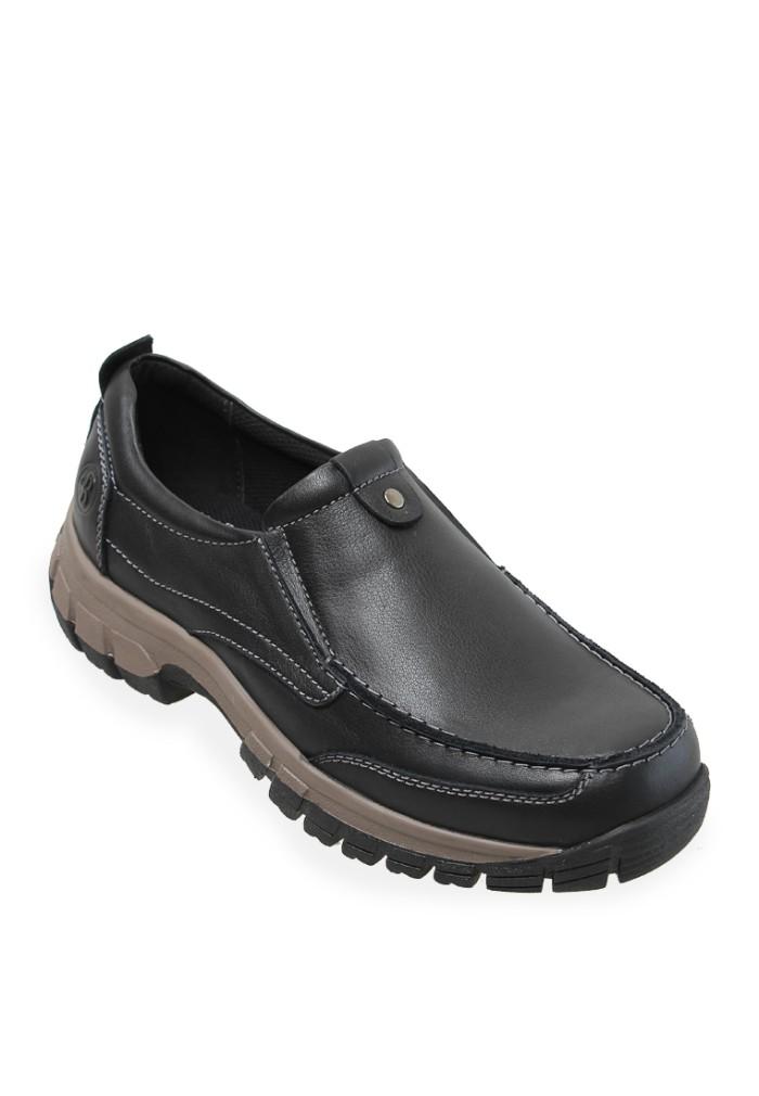 harga Sepatu kasual kulit asli / borsa - offhand 1.1 Tokopedia.com